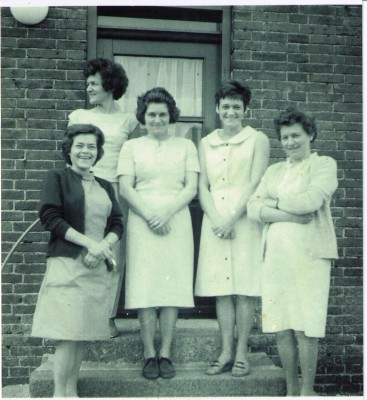 De fem søstre