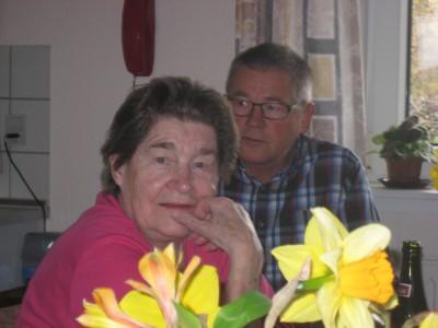 Mor og søn 2014 30. marts