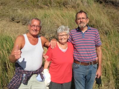 Taget ved storbror Vagns 89 års fødselsdag 2013
