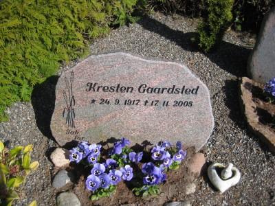 Krestens gravsten