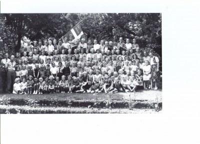 Lihme Skole 1951
