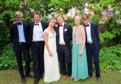 Mette (Bertel) familie