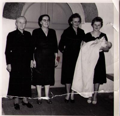 Per s Barnedåb 1960