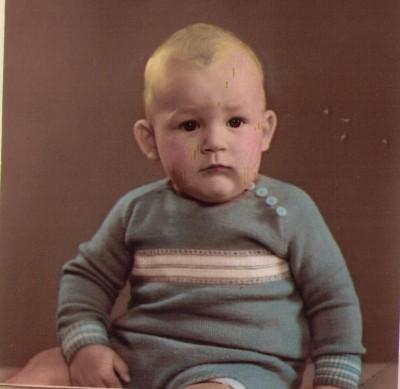 Mogens Mortensen 1955